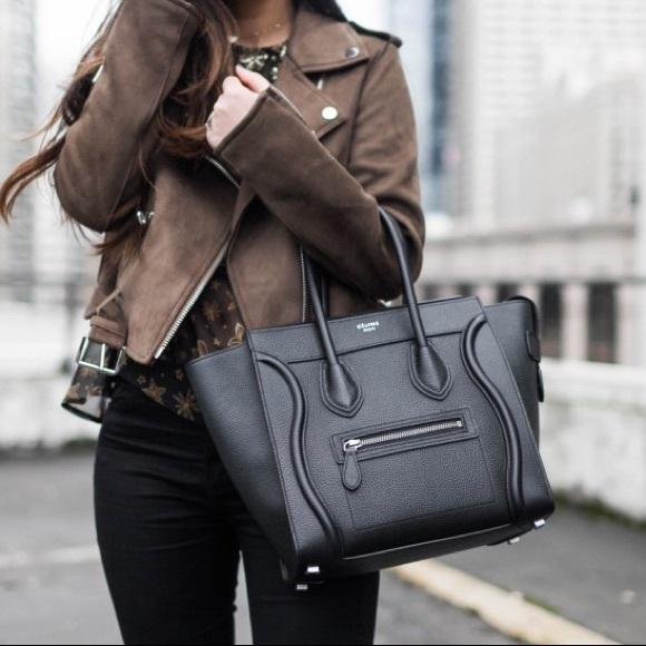 be6e70a074 Celine Handbags - HUGE SALE!!! Celine Mini Luggage Tote
